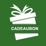 Cadeaubon t.w.v. 50,00 (man)