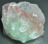 SOLDOUTフンザ産ピンクバイカラー・フローライト (Fluorite ) 153g