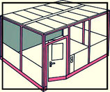 "Monatsticket ""cube A1 ""/ *LAB  im open-space"