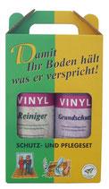 Pflegeset Vinyl-Böden