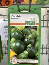 Zucchinisamen Eight Ball F1