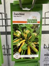 Zucchinisamen Gold Rush F1