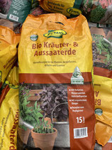 FRUX Bio Kräuter- und Aussaaterde 15L