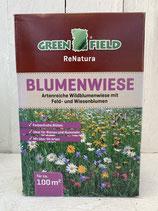 Blumenwiesensamen  1 kg für ca. 100 m²