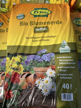 Frux Bio Blumenerde torffrei 60L