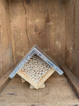 Bienenhaus Zinkdach