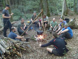Outdoor Survival Camp