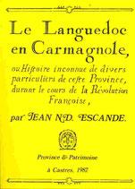 Le Languedoc en Carmagnole