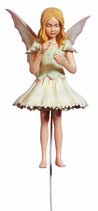 Flower Fairy mit Stab Nelkenmädchen