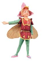 Flower Fairy mit Stab Bienen-Ragwurz