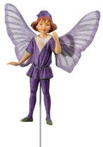 Flower Fairy mit Stab Veilchen
