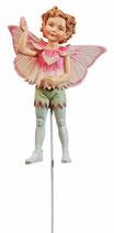 Flower Fairy mit Stab Nelkenjunge