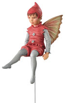 Flower Fairy mit Stab Kleiner Elf