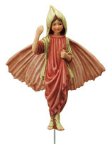 Flower Fairy mit Stab Schneeball