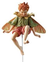 Flower Fairy mit Stab Bergahorn
