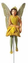 Flower Fairy mit Stab Gelbe Narzisse