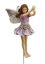 Flower Fairy mit Stab Lavendel