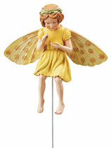 Flower Fairy mit Stab Rainfarn