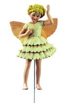 Flower Fairy mit Stab Schneebällchen