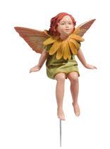 Flower Fairy mit Stab Ringelblume