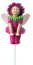 Flower Fairy mit Stab Tausendschön