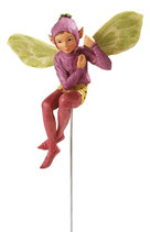 Flower Fairy mit Stab Fingerhut