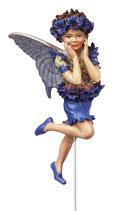 Flower Fairy mit Stab Kornblume