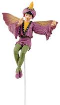 Flower Fairy mit Stab Bittersüsser Nachtschatten