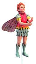 Flower Fairy mit Stab Kokardenblume