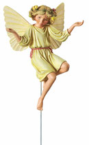 Flower Fairy mit Stab Weisse Zaunrübe