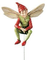 Flower Fairy mit Stab Elf