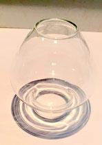 Ersatz Zylinder für Öllampe  am oben angezeigten  Bild, Höhe ca. 60 mm, Durchmesser ca 55 mm unter Ø 3 bis 3,2 cm