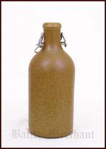 Tonflasche mit Bügelverschluss