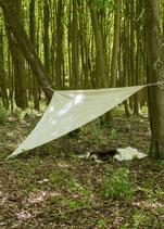 Lagerplane / Sonnensegel 250 g/m2, mit Schlaufen