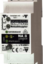 Comfort NA8   Netzabkoppler (VDE)