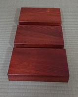 花台 桂 無垢材 拭き漆仕上げ (1個あたりの価格)