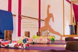 Präventionskurs Hatha Yoga