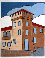 Piastrella castello  cm 20 x 24