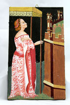tavoletta affresco cm 18x30