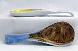 Posa cucchiaio tartaruga cm 20 x 7