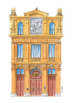 Bureau de poste Nice (06)