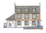 Bureau de poste  CABOURG (14)
