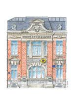 Bureau de poste Villeneuve-d'ascq (59)