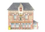 Bureau de poste  Barneville-Carteret (50)