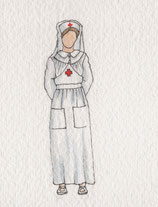 Infirmière de 1914 (5)