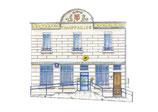 Bureau de poste Chauffailles (71)