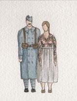 Couple 1914