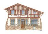 Bureau de poste ST ETIENNE DE BAIGORRY (64)