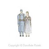 Couple de 1914