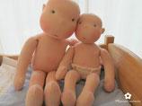Anleitung (Baby) Gliederpuppe nähen, E-book